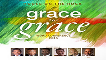 Word Conference 2015 (MP3) - House On The Rock Church