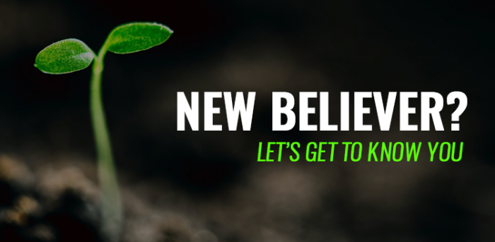 New-belever