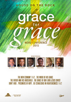Grace for Grace - Word Conference (DVD Series)